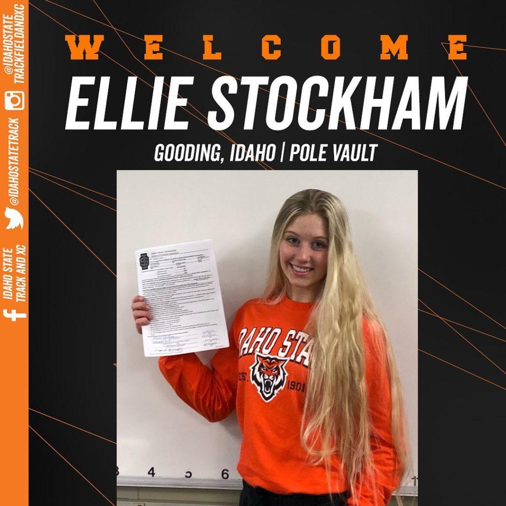 Ellie Stockham signing with ISU