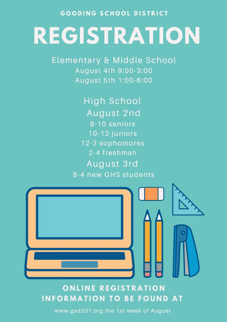 2021-2022-School Registration Dates